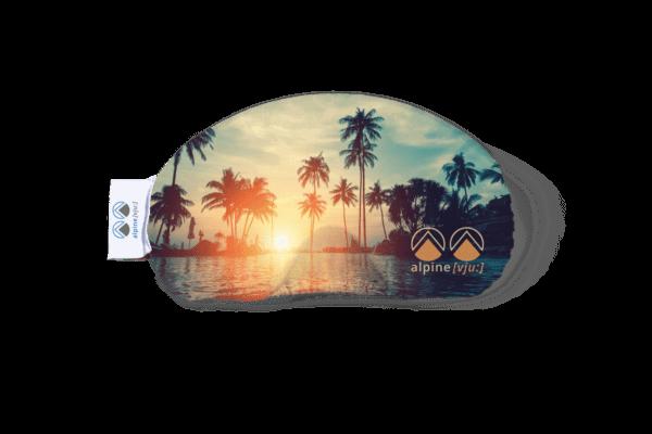 palmen skibrillen schutz